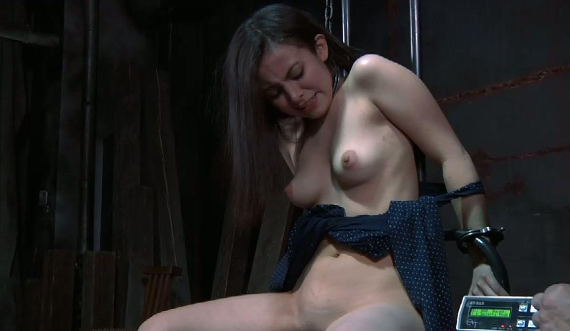Raven haired pretty GF enjoys hard BDSM sex with her nasty 4 eyed grandpa