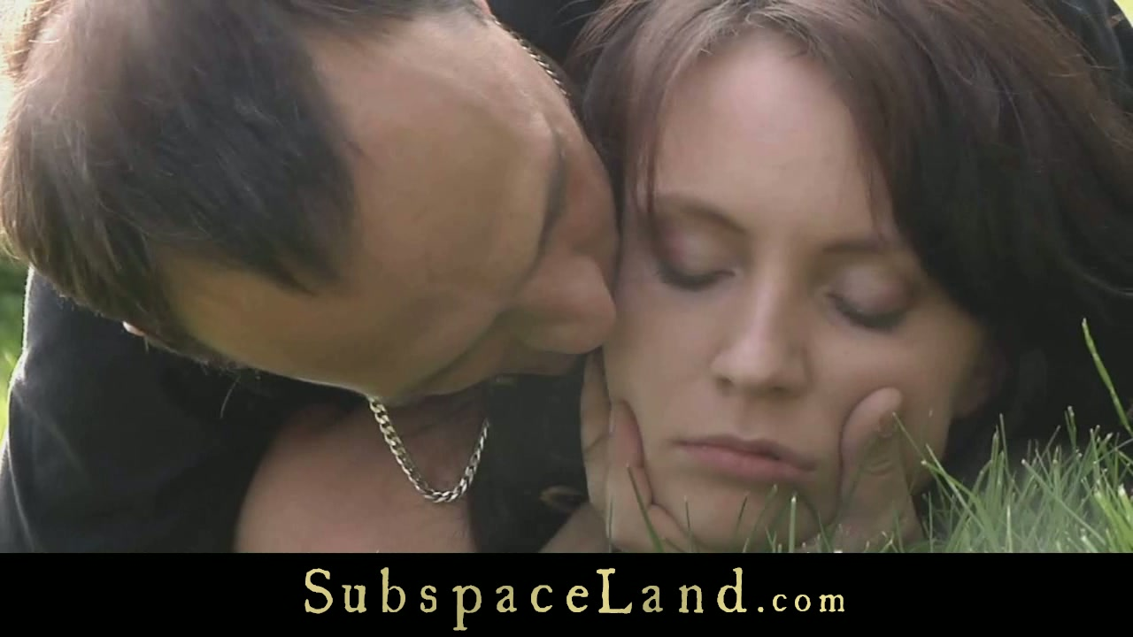 Strict hubby gives hard BDSM sex lesson to his skinny bitch in the shed